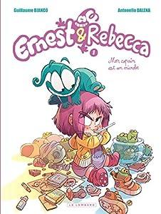 "Afficher ""Ernest & Rebecca n° 01 Mon copain est un microbe"""