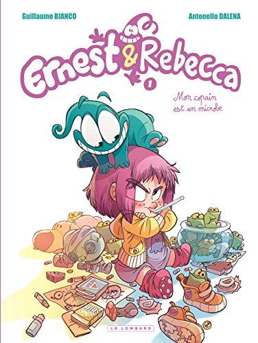 Ernest & Rebecca - tome 1 - Mon copa...