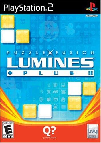 Disney Lumines Plus - PlayStation 2