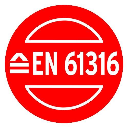 Brennenstuhl Garant CEE 1 IP44 Industrie/Baustellen-Kabeltrommel 30m, 1237980 - 6