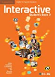 Interactive for Spanish Speakers 3 Student's Book - 9788483238394