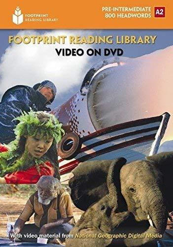 Footprint Reading Library: Level 1 DVD (Footprint Reading Library 800)