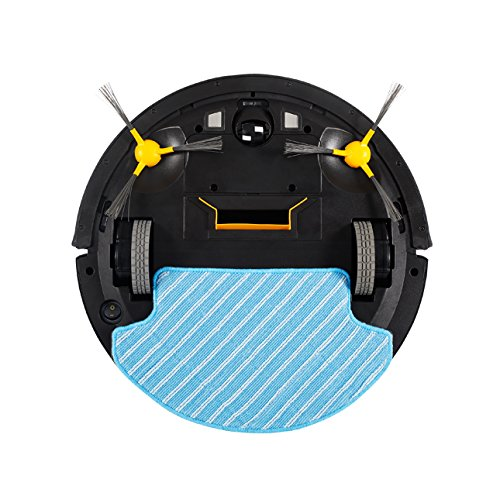 ECOVACS ROBOTICS DEEBOT N78 – The floor cleaning Robot with water tank for wet mopping (optimized for pet hair)