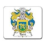 Terre Familienwappen Wappen Maus Pad