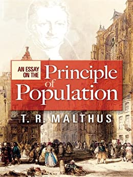 An essay on the principle of population text