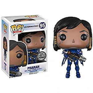 Funko Pop Pharah Azul (Overwatch 95) Funko Pop Overwatch