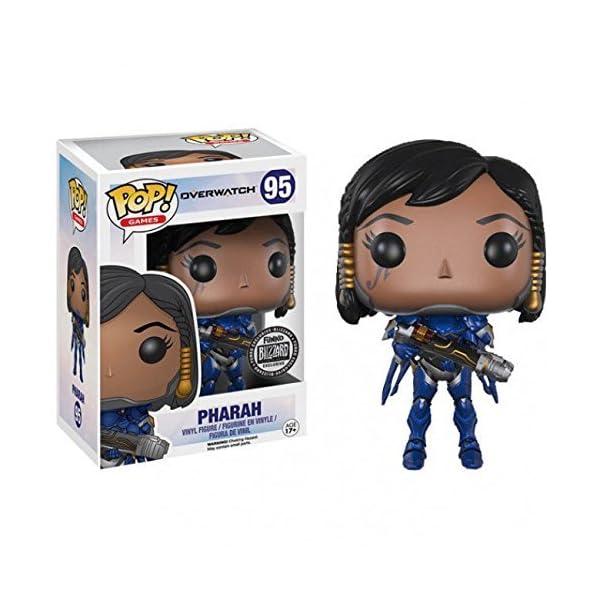 Funko Pop Pharah Azul (Overwatch 95) Funko Pop Overwatch