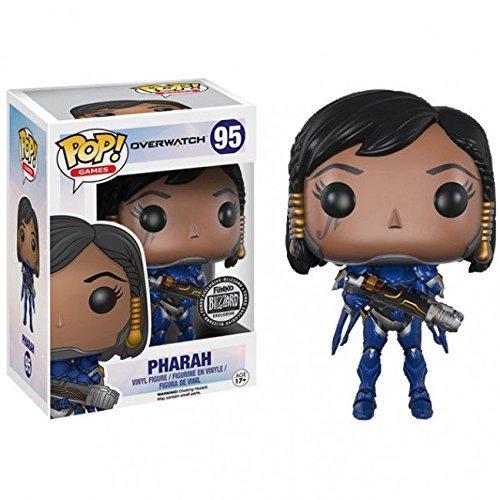 Funko POP! Games Pharah Overwatch Blizzard Exclusive #95 Vinyl Figure by FunKo