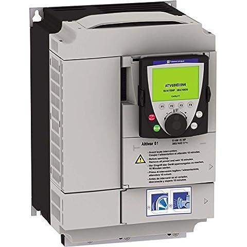 Schneider inverter elettrico ATV61HD11N4 11kW m, azionamento della valvola a farfalla=<1 kV 3389118080317