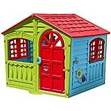 Childrens Indoor & Outdoor Summer Garden House Of Fun Kids Happy Playhouse