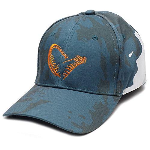 Savage Gear Saltwater Baseball Hat/Cap Pike Perch Predator Sea Ocean Rock Fishing Headwear