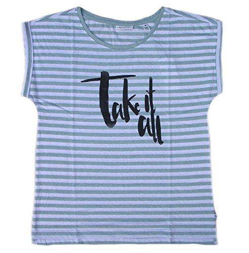 Greystone Damen T-Shirt 30100977 ashley blue melange
