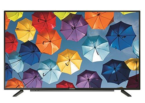 Grundig 40 VLE 5000 BG 102 cm (40 Zoll) LED-Backlight Fernseher (HD-Triple-Tuner, 1080p Full HD) schwarz (40 Hd 1080p)