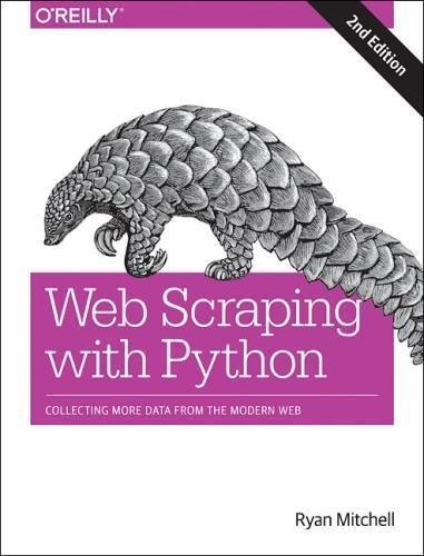 Preisvergleich Produktbild WEB SCRAPING W / PYTHON 2 / E