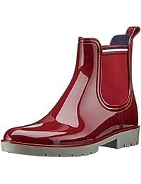 Tommy Hilfiger O1285laya 1r, Wellingtons boots femme
