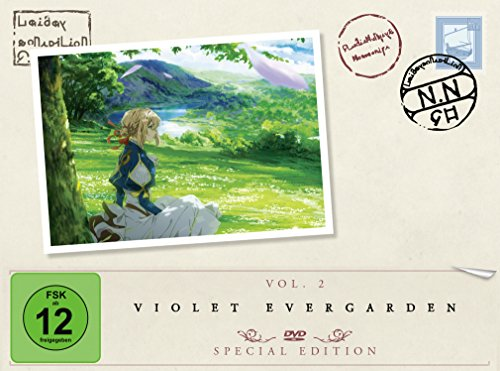 Violet Evergarden - Vol. 2 [Alemania] [DVD]