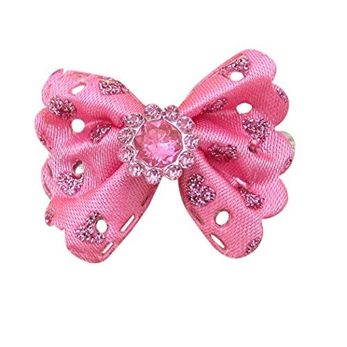 mingfa Mädchen Prinzessin handgefertigt Schmetterling Haar Clip Kopfschmuck für 45,7cm American Girl Puppe Unsere Generation Puppe Zubehör (Pyjamas Schmetterling)
