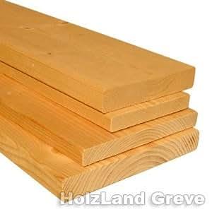 Tavole in legno di abete e abete rosso, 19x 195x 1990mm, assi lisce piallate su tutti i lati, 2 tavole da 199cm