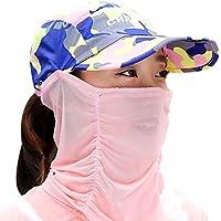 360 gradi, per esterni, protezione dai raggi UV, pieghevole, multifunzione, a falda ampia visiera removibile Hospital-Cappello uomo da sole estivo leggero, traspirante, ad asciugatura rapida, con Topee Cappello da pescatore