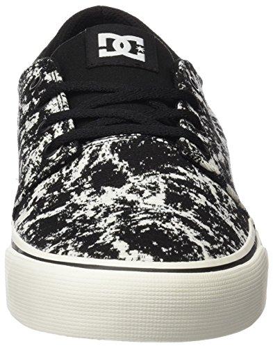 DC Shoes Trase Tx le M, Chaussures homme Noir