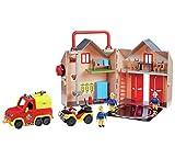 Erschaffe die Welt von Feuerwehrman...