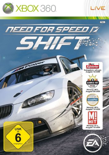 Need for Speed: Shift (For Xbox Spiele Für 360 Speed Need)