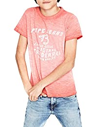 Pepe Jeans Camiseta Foster Coral