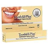 ZAHNZEMENT Füllmaterial Toothfil-Plus Kapseln 3 St Kapseln