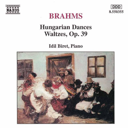 Brahms: Hungarian Dances / Wal...
