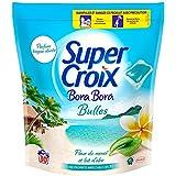 SUPER CROIX  - Bulles Concentrées - Bora Bora - 32 doses / 32 lavages