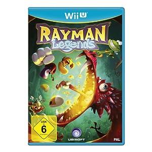 Rayman Legends – [Nintendo Wii U]