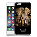 Head Case Designs Offizielle Assassin's Creed Gold Schilling Halskette Verband Logo Kunst Ruckseite Hülle für iPhone 6 Plus/iPhone 6s Plus