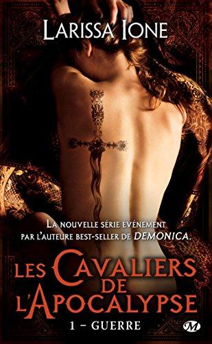 Guerre: Les Cavaliers de l'Apocalypse, T1 par Larissa Ione