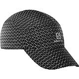 Salomon, Reflektierende Laufkappe, REFLECTIVE CAP, Unisex, Verstellbar, Einheits