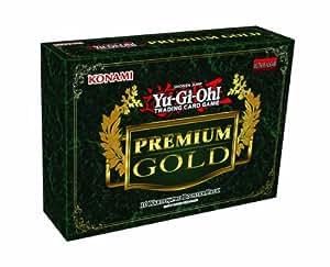 Konami 34638 – Yu-Gi-Oh Premium Gold, Sammelkarten, Deutsch