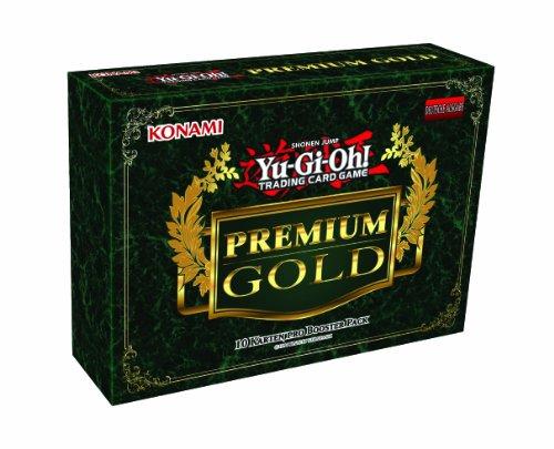 -Oh Premium Gold, Sammelkarten, Deutsch ()