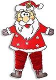 Schaeffer-Marketing / 133 091 - Holzfigur Kyeld - HOLZBASTELSET! EIN kinderleichter Bastelspass aus Holz. Eine Bastelidee zum Schleifen & Bekleben für Mädchen und Jungen zur Weihnachtszeit.