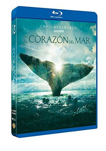 Au coeur de l'océan (In the Heart of the Sea, Importé d'Espagne, langues sur les détails)