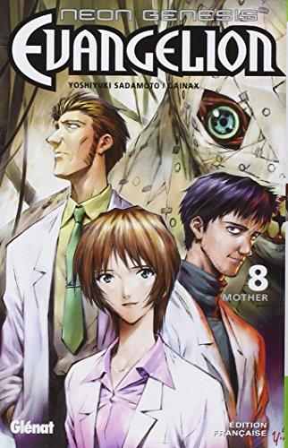 Evangelion - Neon genesis Vol.8 par SADAMOTO Yoshiyuki
