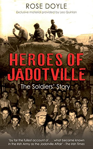 Heroes of jadotville the soldiers story ebook rose doyle amazon heroes of jadotville the soldiers story ebook rose doyle amazon kindle store fandeluxe Image collections