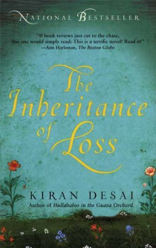 [(The Inheritance of Loss)] [Author: Kiran Desai] published on (September, 2006)