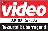Xaiox R9 Plus - 4k Android Mediaplayer mit Display und Festplatten Schacht (HDMI, MKV, USB, LAN, WLAN) H.264 H.265 [BD ISO Menü] für Xaiox R9 Plus - 4k Android Mediaplayer mit Display und Festplatten Schacht (HDMI, MKV, USB, LAN, WLAN) H.264 H.265 [BD ISO Menü]