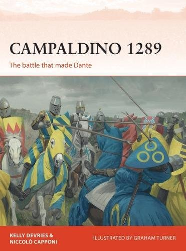 Campaldino 1289: The battle that made Dante (Campaign)