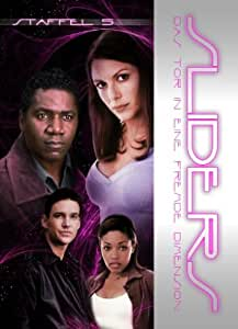 Sliders - Das Tor in eine fremde Dimension: Staffel 5 (5 DVDs)