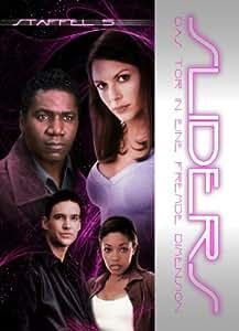 Sliders - Das Tor in eine fremde Dimension: Staffel 5 (5 DVDs)