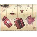 Christmas Nails Nagellack Adventskalender Nail Polish Surpris 24 teilig (tec)