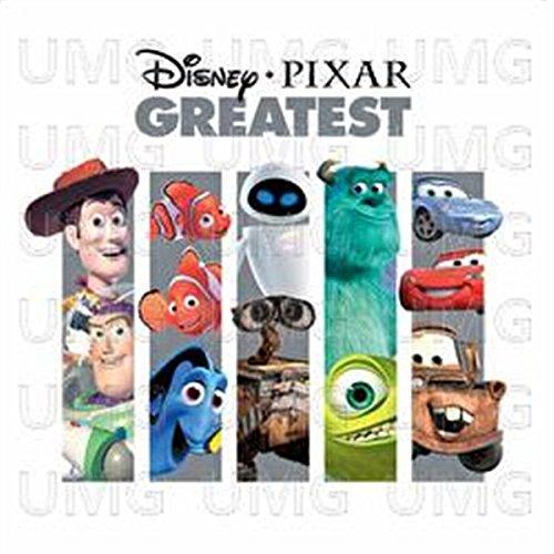 Disney-Pixar greatest