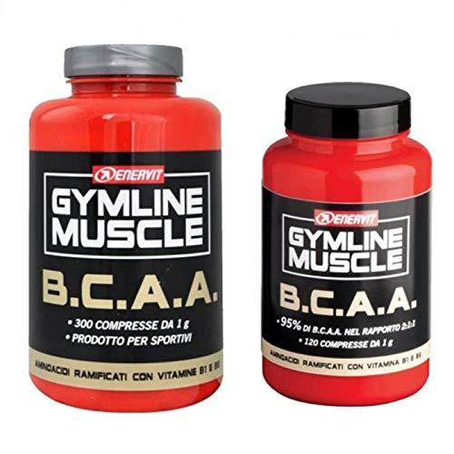 Zoom IMG-1 enervit gymline muscle b c