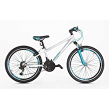Junior/niños 24 pulgadas de aleación para bicicleta de montaña, ...