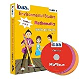 #2: Idaa Class 3-Combo (Mathematics, Environmental Studies & Maths Activity) CBSE (CD)